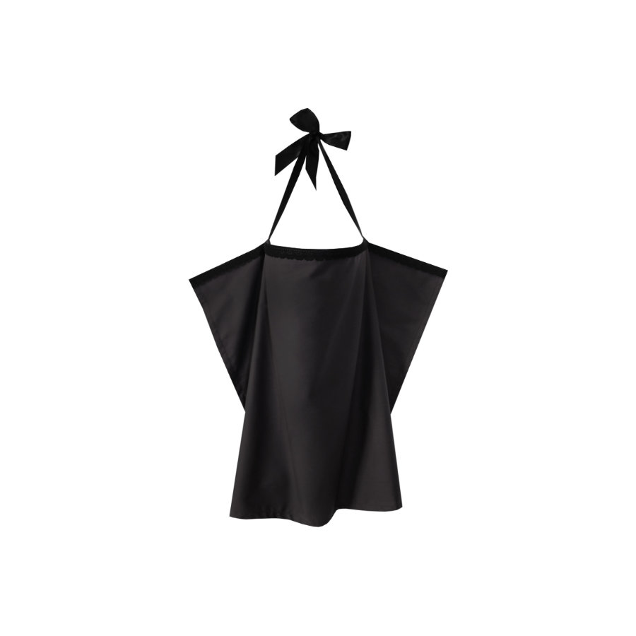 ZELLMOPS Kantverzorgingskussen Onyx Large Maat 86x86, zwart