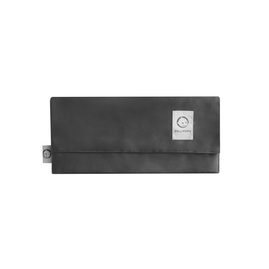 ZELLMOPS Stilltuch Tasche Relax für Basic Size(86x81), grau