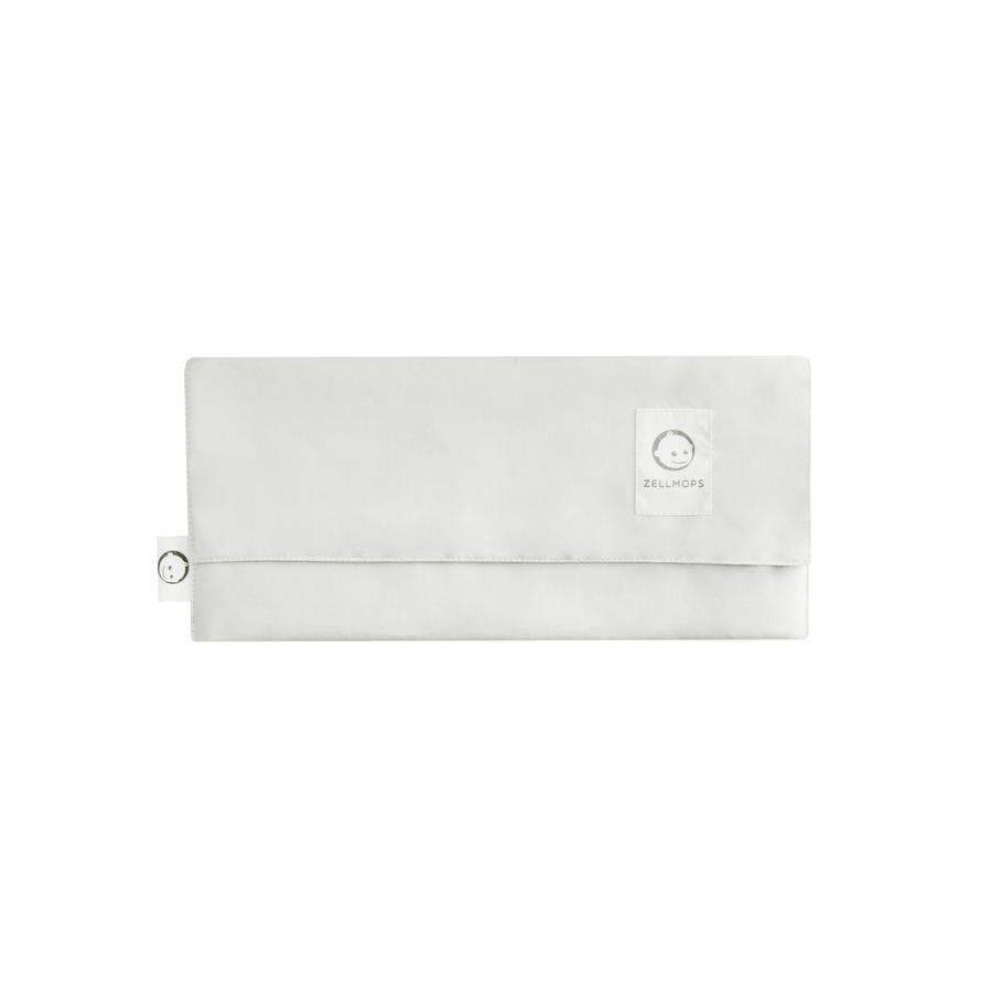 ZELLMOPS Bolsa de lactancia ecológica de cordero para Large tamaño (86x86), blanca