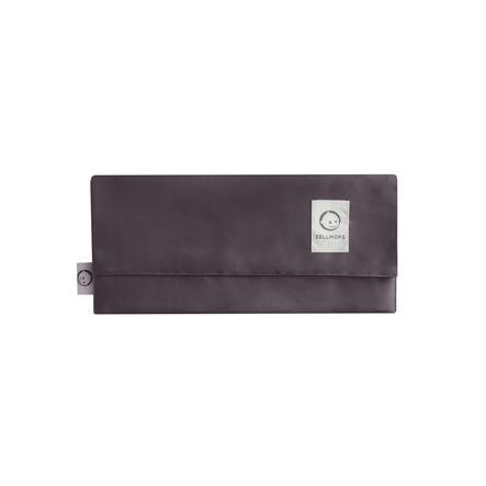 ZELLMOPS Bio Stilltuch Tasche Eselchen für Large Size (86x86), grau