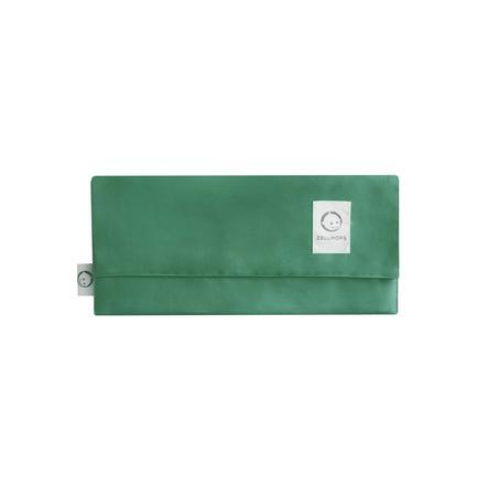 ZELLMOPS Bio Stilltuch Tasche Mint für Large Size (86x86), grün