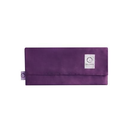 ZELLMOPS Poche pour châle d'allaitement Beere taille large 86x86, violet