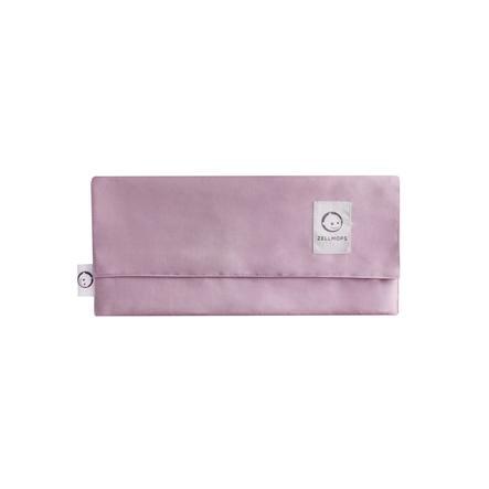 ZELLMOPS Bio Stilltuch Tasche Rosa für Large Size (86x86)
