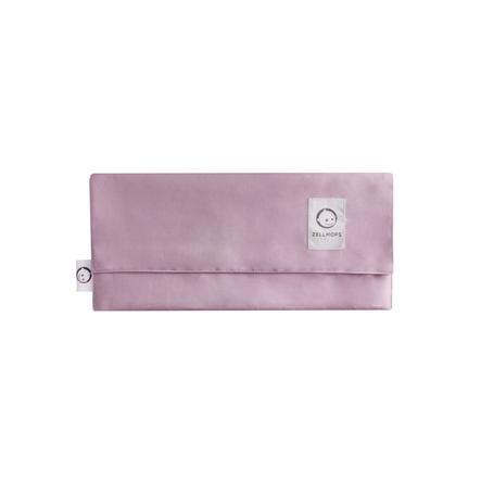ZELLMOPS Poche pour châle d'allaitement taille large 86x86, rose
