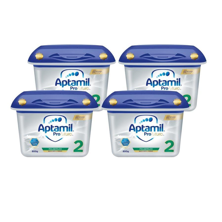 Aptamil Folgemilch Profutura 2 4 x 800 g nach dem 6. Monat