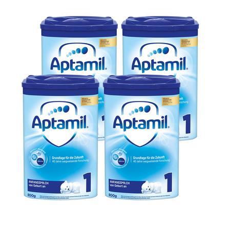 Aptamil Anfangsnahrung Pronutra ADVANCE 1 4 x 800 g ab der Geburt