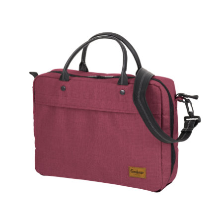 Emmaljunga Wickeltasche Eco Red