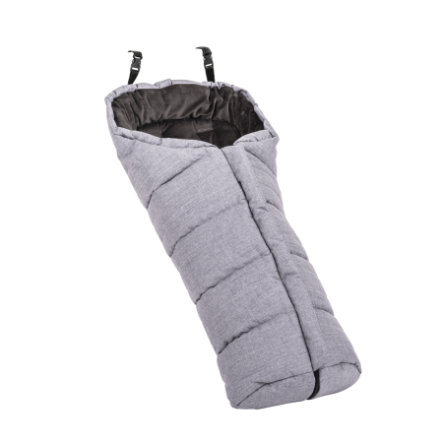 Emmaljunga Polar Fußsack Outdoor Grey