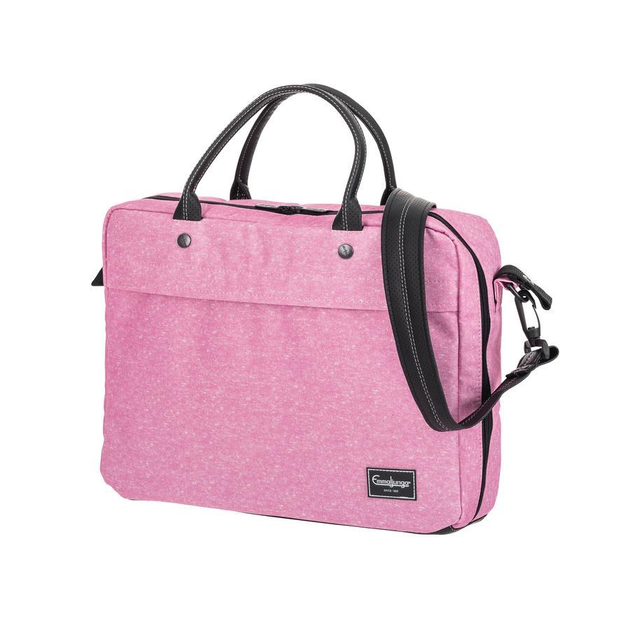 Emmaljunga Wickeltasche Competition Pink