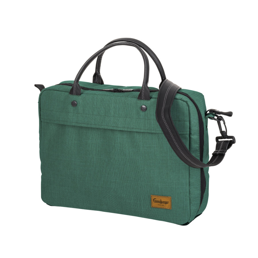 Emmaljunga Wickeltasche Eco Green
