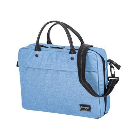 Emmaljunga Wickeltasche Competition Blue