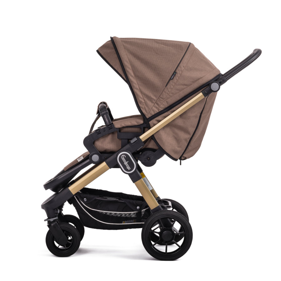 Emmaljunga Kinderwagen NXT60 F Eco Brown
