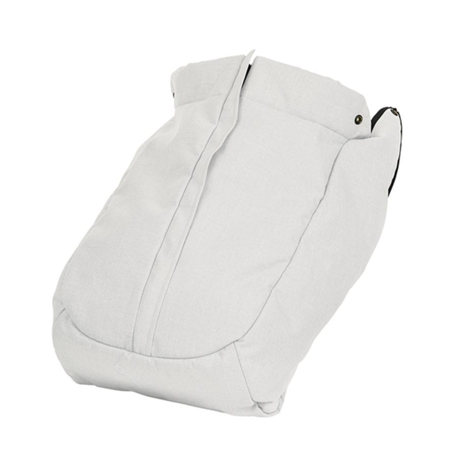 Emmaljunga Winddecke NXT90/60 Leatherette White