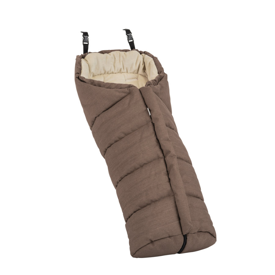 Emmaljunga Polar Fußsack Eco Brown