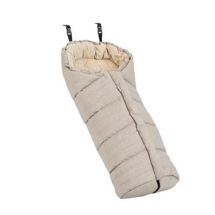 Emmaljunga Polar Fußsack Eco Beige