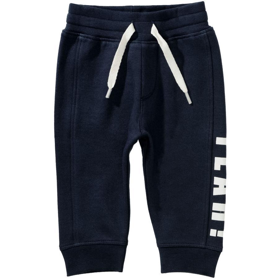 STACCATO Boys Pantalones de chándal con tinta oscura