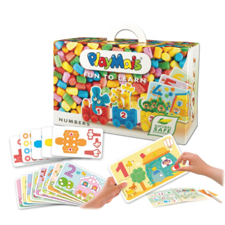 PlayMais Classic DIVERTIMENTO LEARN Numbers