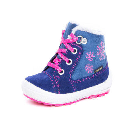 superfit Girls Stiefel Groovy blau/rosa (mittel)