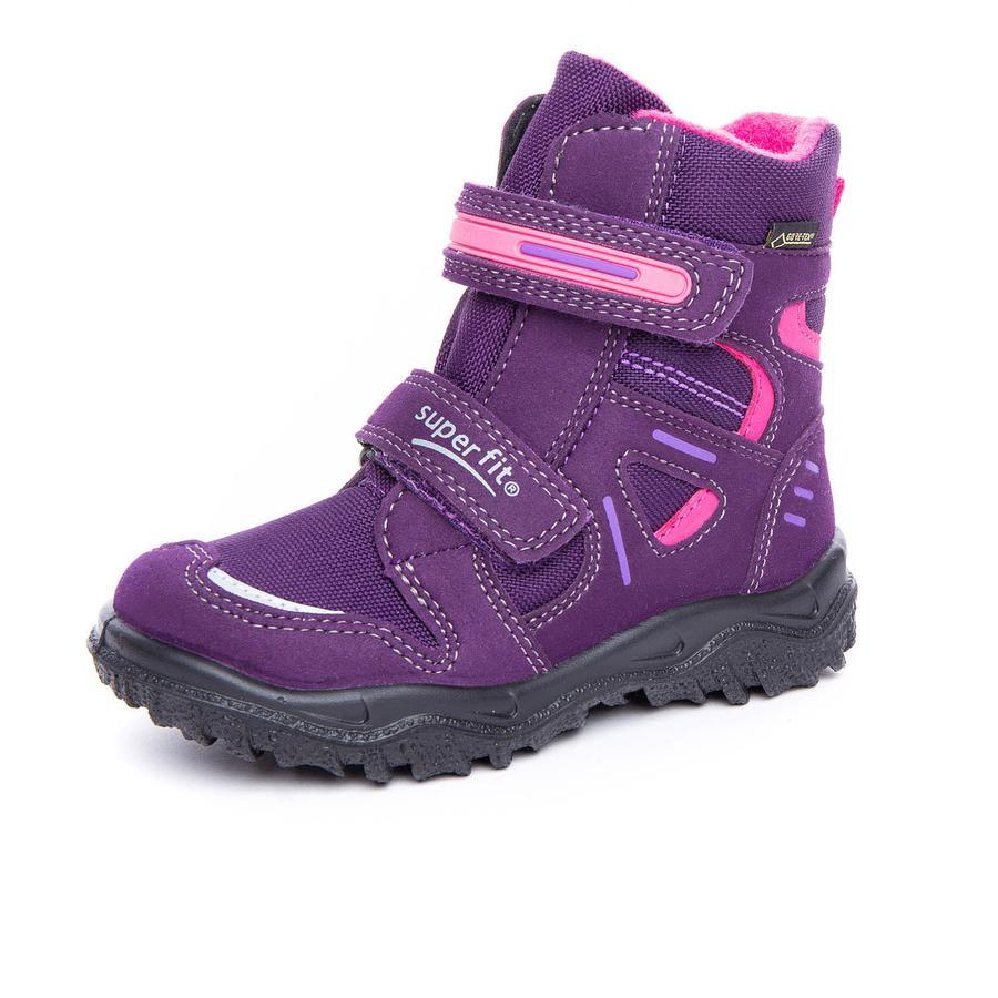 superfit Girl s Boots Husky Purpurowy/różowy (średni)