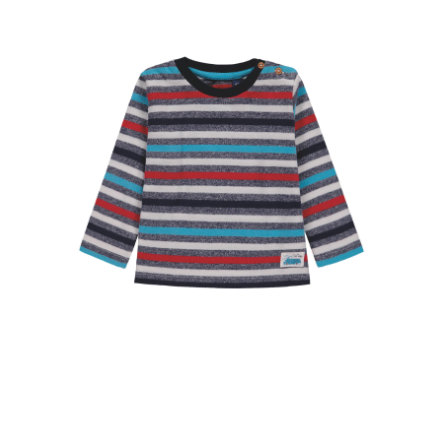 TOM TAILOR camisa manga Boys larga, azul