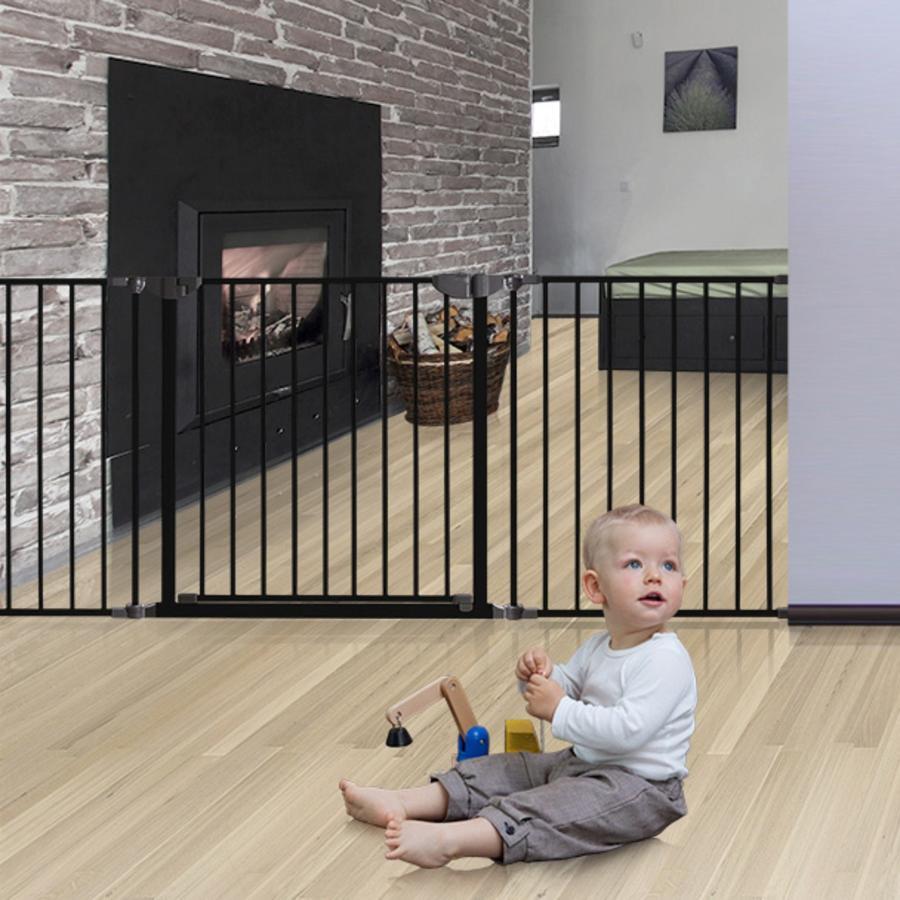 REER Barrière de sécurité Basic, noir