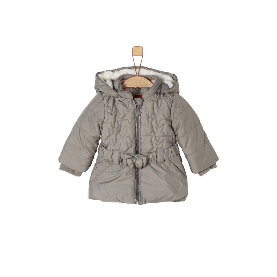 s.Oliver Girl s Coat Grey
