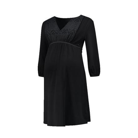 LOVE2WAIT Verpleegkundige jurk Tencel Zwart