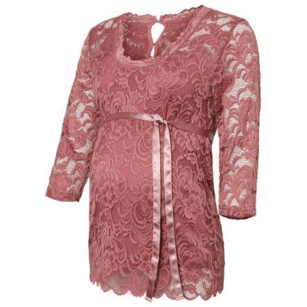 mama licious Overhemd MLMIVANA Mesa Rose met lange mouwen