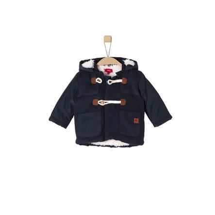 s.Oliver Boys Kurtka zimowa w kolorze ciemnoniebieskim