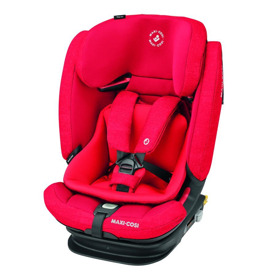 MAXI COSI Kindersitz Titan Pro Nomad Red