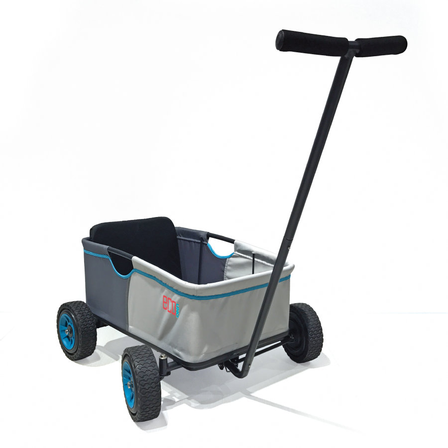 hauck TOYS - Handwagen Eco Uno Stone