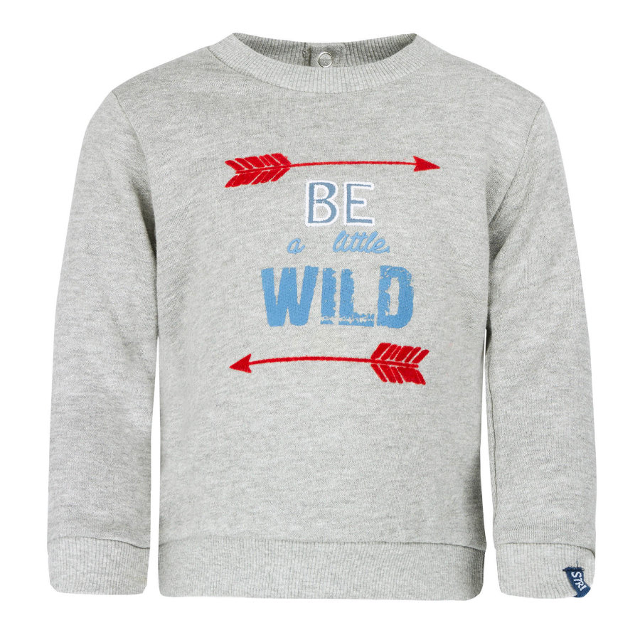 lief! Boys Sweatshirt gray melange