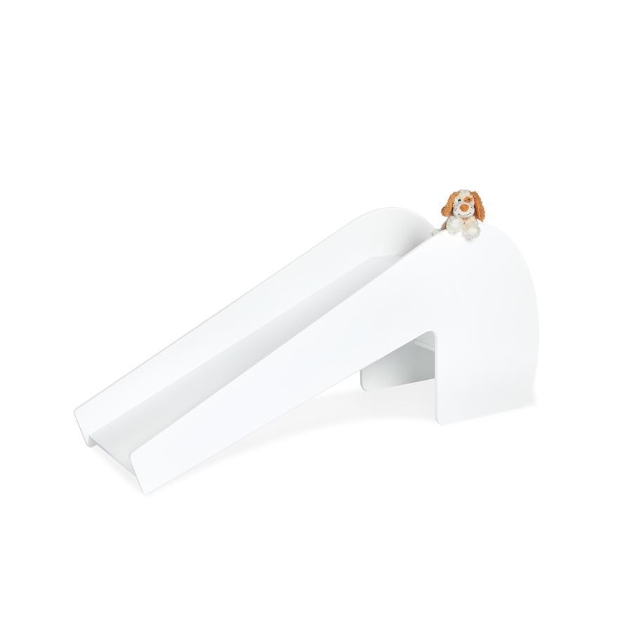 Pinolino Lotta indendørs rutsjebane, hvid