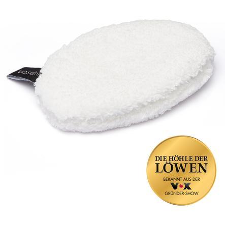 pesukoneiden meikkienpoiston tyynyjä 7 valkoista