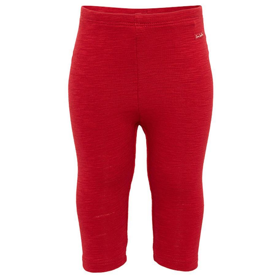 TOM TAILOR Girl s Leggings, czerwony