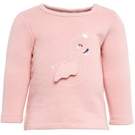 TOM TAILOR Girls Sweatshirt, rosa