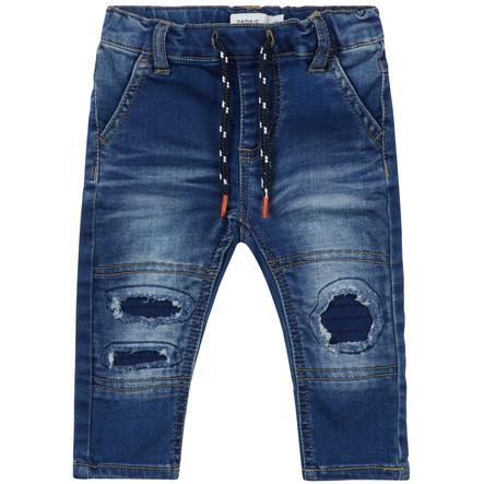 name it Boys Jeans Sofus średnioniebieski denim.