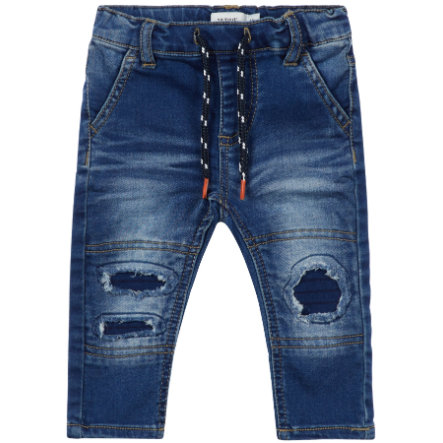 NAME IT poikien Jeans Sofus medium blue denim