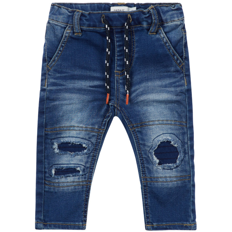 name it Boys Jeans Sofus jean bleu moyen