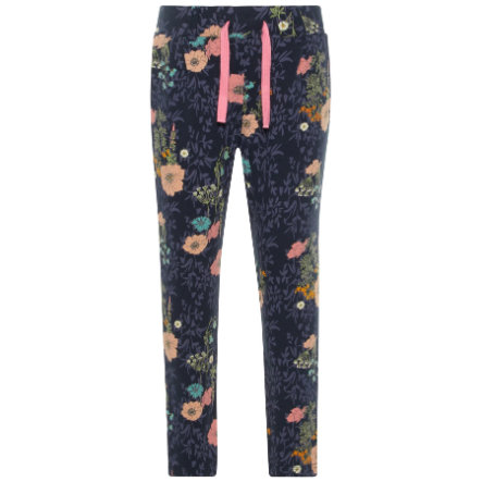 name it Girl s Pantalón Olan zafiro oscuro