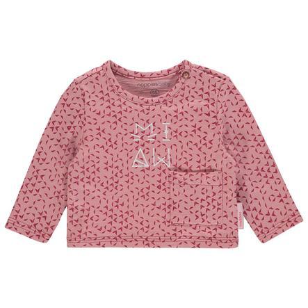 noppies Overhemd met lange mouwen Vayk roos