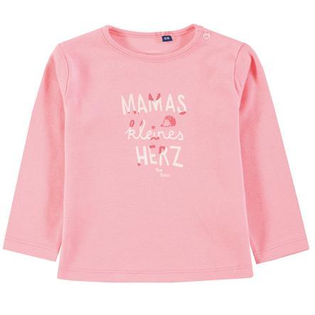 TOM TAILOR Girl s camisa de manga larga, rosa
