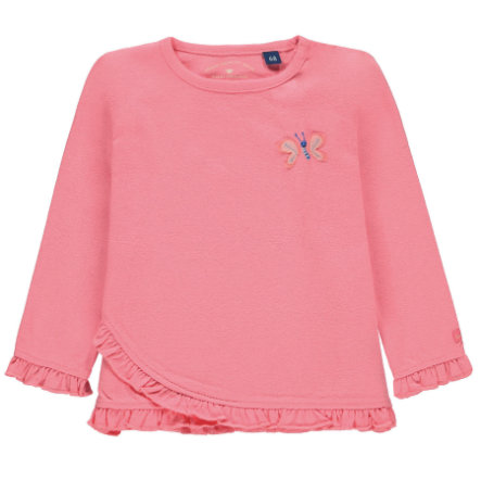 TOM TAILOR Girls Langarmshirt, pink