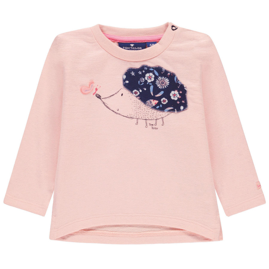 Sweatshirt TOM TAILOR Girl s, rose