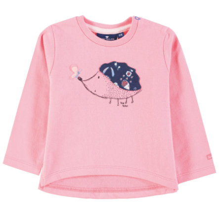 TOM TAILOR Girls Sweatshirt, pink