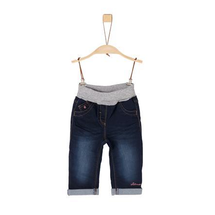 s.Oliver Girl Jeans blu
