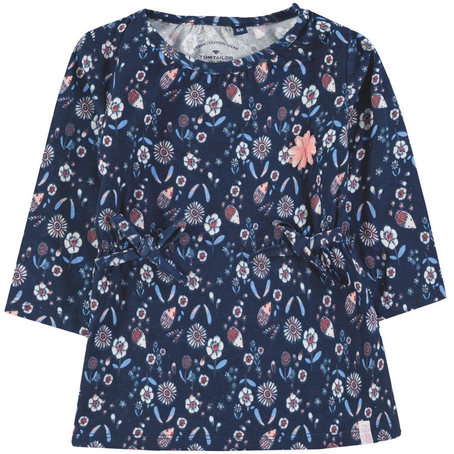 TOM TAILOR Girls šaty, allover