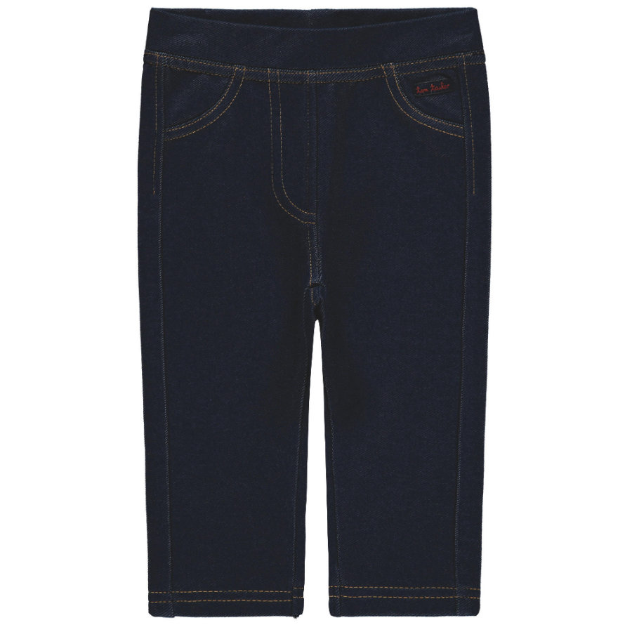 TOM TAILOR Girls Sweathose, blau