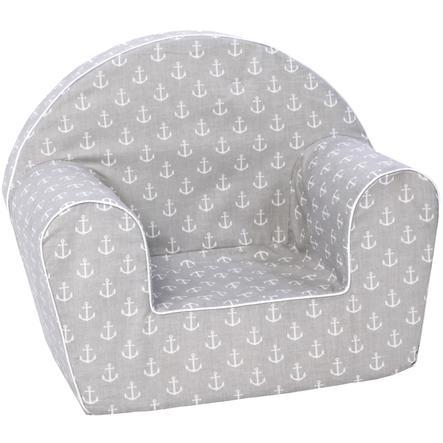 knorr® toys Kinderstoel - Maritim grey