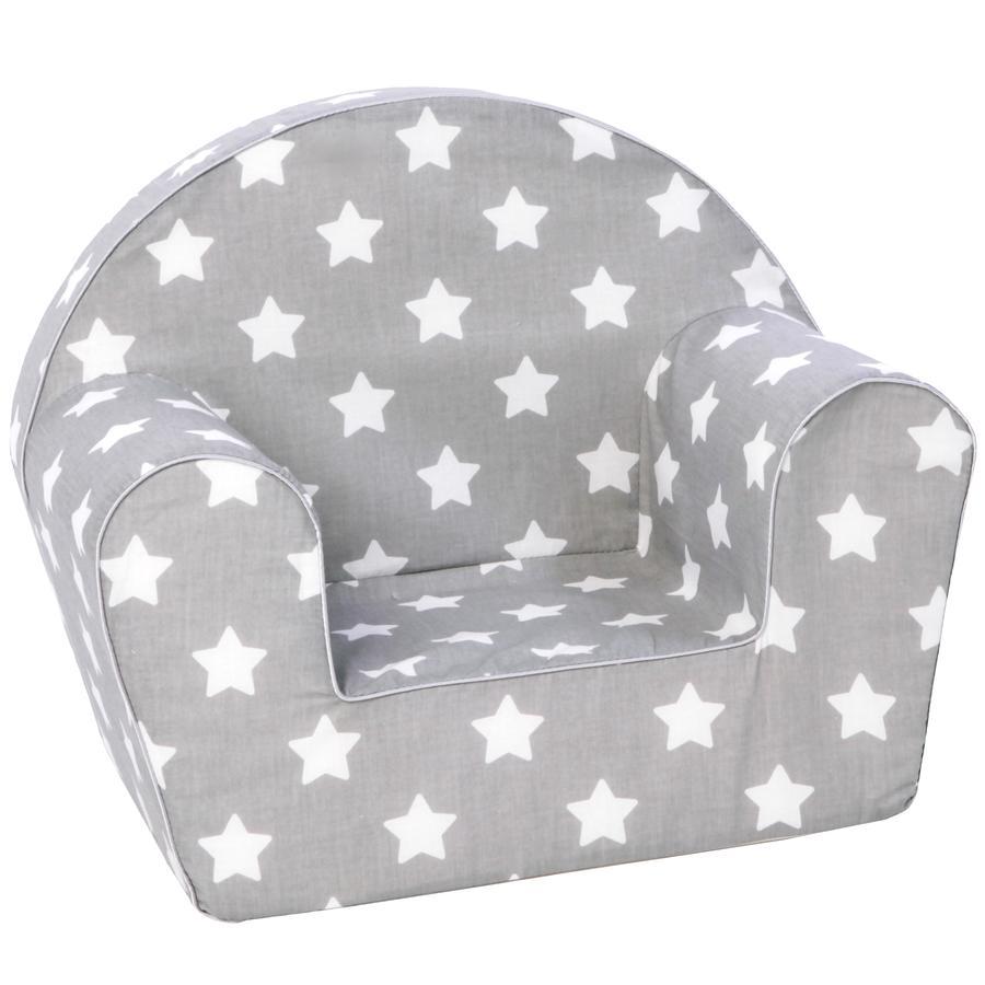knorr® toys Kindersessel - Stars white